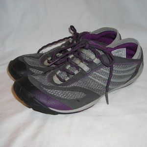 Merrell Barefoot Pace Glove Womens Dark Shadow 8.5